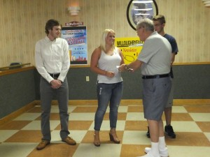 $1,000 Scholarship to Josephine Lawson