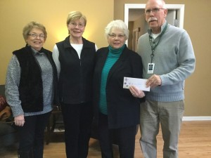 Auxiliary donation 2017