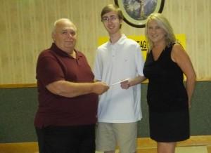 Nicholas Jamison Scholarship Pesentation